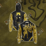 RWBY Yang Xiao Long New Collection Unisex Zip Up Hoodie