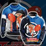 Captain Tsubasa Soccer Dream Unisex 3D Hoodie
