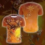 Digimon Greymon Unisex 3D T-shirt