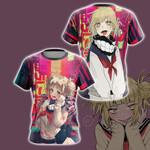My Hero Academia Toga Unisex 3D T-shirt