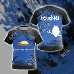 My Neighbor Totoro New Look Unisex 3D T-shirt
