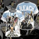 Bleach - Gotei 13 Unisex 3D T-shirt