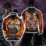 Fist of the North Star Kenshiro New Unisex 3D Hoodie
