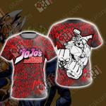 Jojo's Bizarre Adventure - Gold Experience Unisex 3D T-shirt