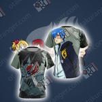 Fairy Tail - Gray Fullbuster Unisex 3D T-shirt