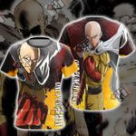 One Punch Man New Look Unisex 3D T-shirt