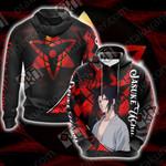 Naruto - Sasuke Uchiha New Style Unisex 3D Hoodie