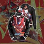 Mega Man - Zero Unisex Version 2020 Unisex 3D Hoodie