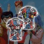 Yu Yu Hakusho Characters Unisex 3D T-shirt