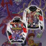 Digimon - Tentomon Unisex 3D Hoodie