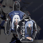 Date A Live Tobiichi Origami Unisex 3D Hoodie