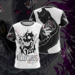 Jojo's Bizarre adventure - Killer Queen Unisex 3D T-shirt