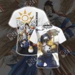 Digimon - Angemon Unisex 3D T-shirt