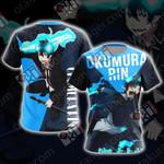 Blue Exorcist - Rin Unisex 3D T-shirt