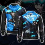 Blue Exorcist - Rin Unisex Zip Up Hoodie