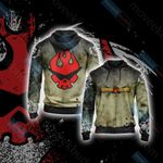 Gurren Lagann New Look Unisex Zip Up Hoodie