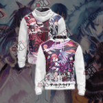 Date A Live New Version Unisex Zip Up Hoodie