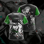 One Piece - Zoro New Style Unisex 3D T-shirt