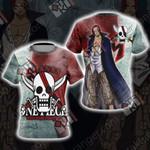 One Piece - Shanks Unisex 3D T-shirt