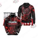 Fullmetal Alchemist New Version Unisex 3D Hoodie