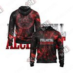 Fullmetal Alchemist New Version Unisex Zip Up Hoodie