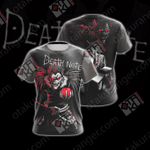 Death Note New Style Unisex 3D T-shirt