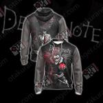 Death Note New Style Unisex Zip Up Hoodie