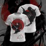 Rurouni Kenshin New Style Unisex 3D T-shirt