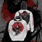 Rurouni Kenshin New Style Unisex 3D Hoodie