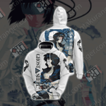 Ghost In The Shell New Style Unisex 3D Hoodie