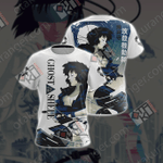 Ghost In The Shell New Style Unisex 3D T-shirt