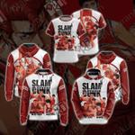 Slam Dunk Unisex 3D T-shirt