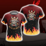 Cute As Hell Unisex 3D T-shirt