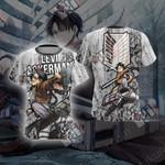 Attack On Titan - Levi New Style Unisex 3D T-shirt