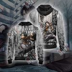 Attack On Titan - Levi New Style Unisex Zip Up Hoodie