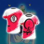 Dragon Ball - Piccolo Zen New Unisex 3D T-shirt