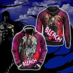 Bleach Unisex 3D Hoodie