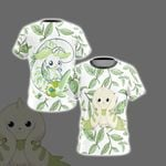 Digimon - Terriermon New Unisex 3D T-shirt