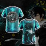 Psycho-Pass Kogami Unisex 3D T-shirt