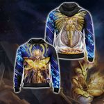 Saint Seiya New Look Unisex Zip Up Hoodie