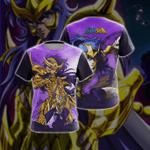 Saint Seiya New Style Unisex 3D T-shirt