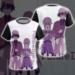 Future Diary New Style  Unisex 3D T-shirt