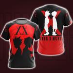 Hunter x Hunter New Version Unisex 3D T-shirt
