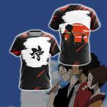 Samurai Champloo New Look Unisex 3D T-shirt