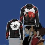 Samurai Champloo New Look Unisex Zip Up Hoodie