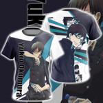 Blue Exorcist -Yukio Okumura Unisex 3D T-shirt