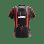 Mobile Suit Gundam New Unisex 3D T-shirt