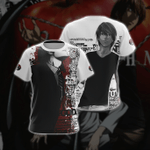 Death Note New Collection Unisex 3D T-shirt