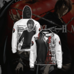 Death Note New Collection Unisex Zip Up Hoodie