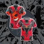 Soul Eater Logo Unisex 3D T-shirt
